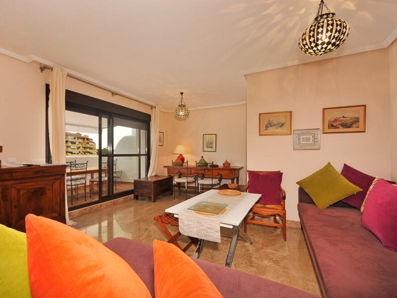 Golf Hills Estepona,Luxury 2 beds on 3rd floor Apartment for long term lease.