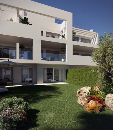 Quabit Estepona Jardin V1