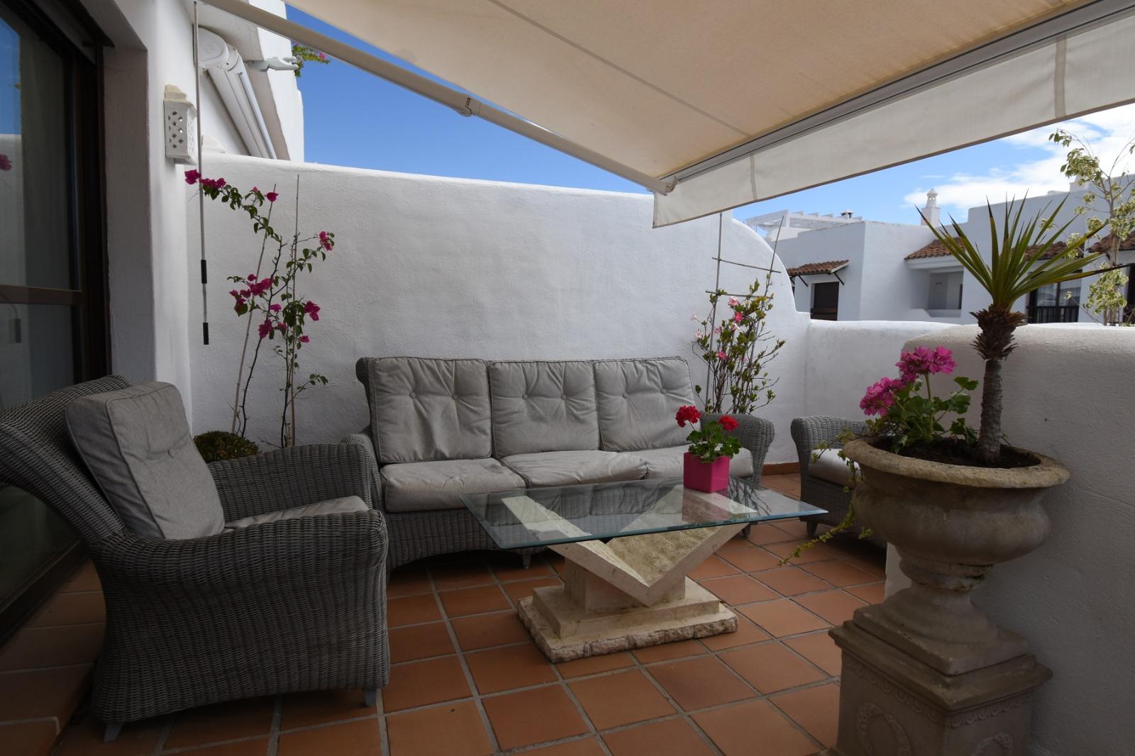 Golf Hills Estepona. 2 bedrooms middle floor with open views