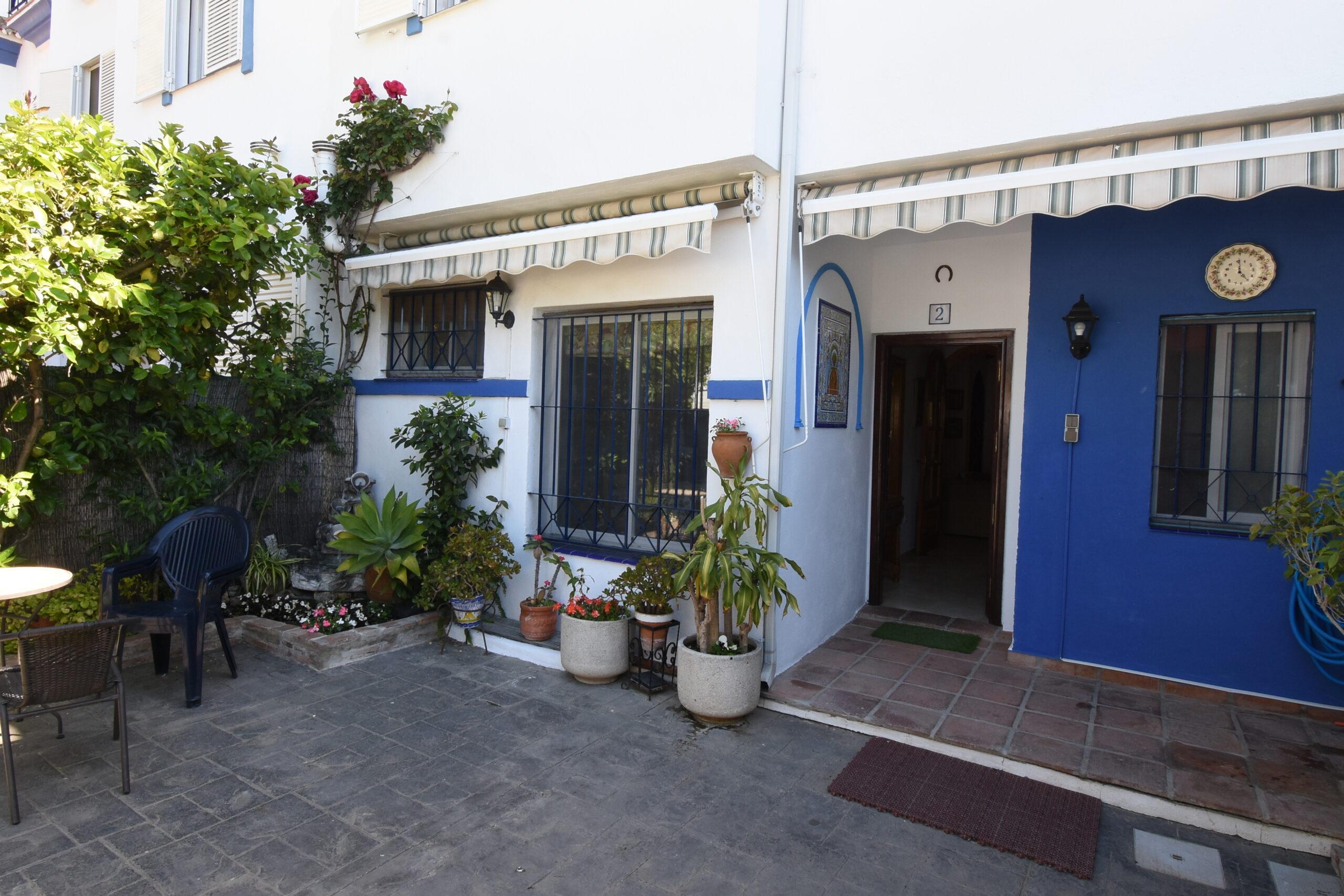 Casa adosada en San Pedro Alcántara